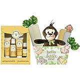 Monkey 10 Piece Baby Gift Basket for a Boy - Newborn...