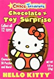 Hello Kitty Milk Chocolate Eggs with Toy Surprise!,0.8 ounce Box (12 Count)