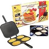 Perfect Pancake Maker Pan Flipjack Omelette Flip Jack Eggs Crepes As Seen On TV