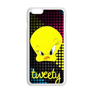 Tweety yellow duckling Cell Phone Case for Iphone 6 Plus