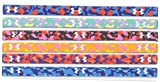 Under Armour Girls' Graphic Mini Headbands, Snorkel (481), One Size