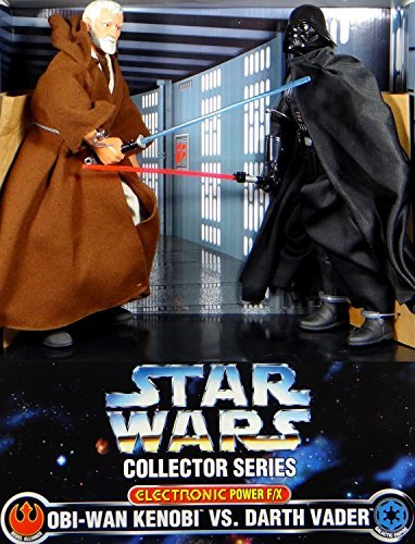 Wan Kenobi 12 Inch Figure - Star Wars Obi-Wan Kenobi vs. Darth Vader 12