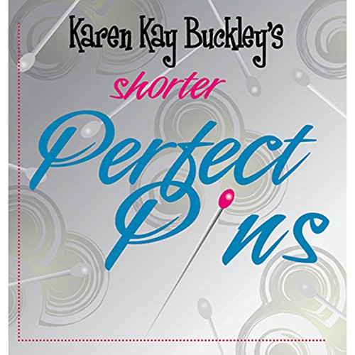 Karen Kay Buckley KKB016 Shorter Perfect Pins Art and Craft Product