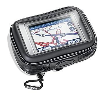 Cellular Line SSCGPS35 - Soporte (GPS, Pasivo, Scooter, 360°, 12 cm, 8 cm): Amazon.es: Coche y moto