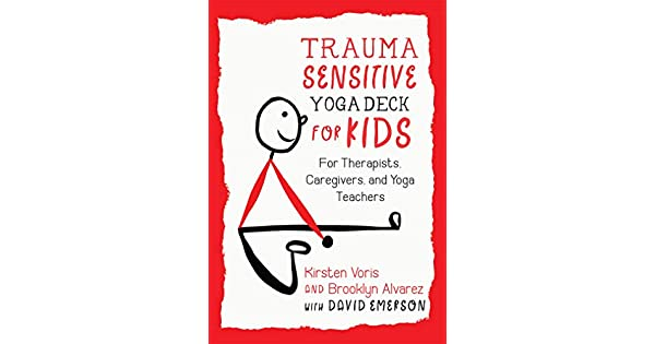 Amazon.com: Trauma-Sensitive Yoga Deck for Kids: For ...