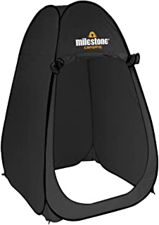 Milestone Unisex Outdoor Pop-Up Tent available in Black - One Size  sc 1 st  Amazon UK & Sunncamp Outhouse Toilet/Shower tent: Amazon.co.uk: Sports u0026 Outdoors