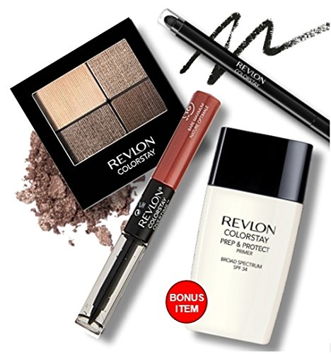 Special Deal: Revlon ColorStay Life-Proof Makeup Bundle with BONUS NEW ColorStay Prep & Protect Primer by Revlon