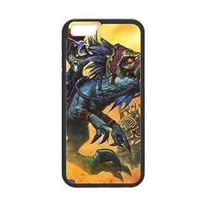 iPhone 6 4.7 Inch Cell Phone Case Black Vol'jin 009 SH3983738