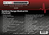 Outdoor Range Medical Kit - Tactical by Rescue