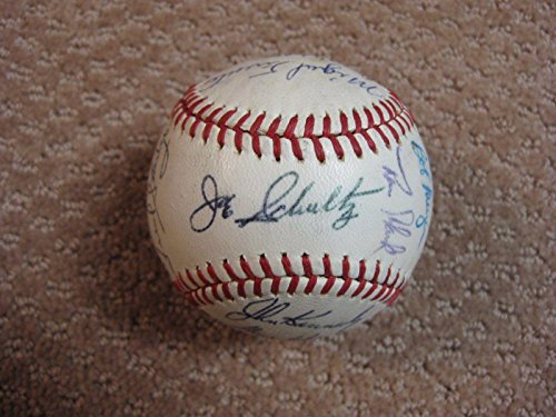 1969 Seattle Pilots OAL Official Team Signed Baseball - JSA Certified - Autographed Baseballs Autographed 1969 Team Mlb Baseball