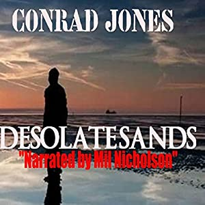 Desolate Sands Audiobook