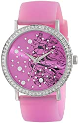 Ed Hardy Women's LV-PK Love Bird Pink Watch