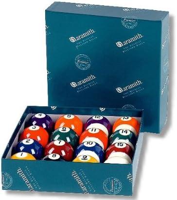 Juego de billar Aramith Premium de la bola, 52 mm 52 mm=tamaño de ...