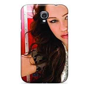 New Premium Hth28431Ijvg Case Cover For Galaxy S4/ Miley Cyrus Fly On The Wall Protective Case Cover