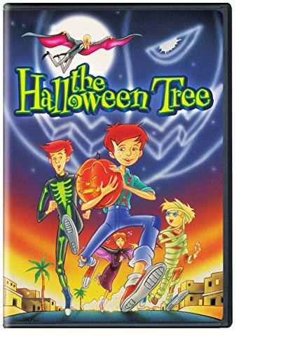 Halloween Background Animation (Halloween Tree, The (DVD))