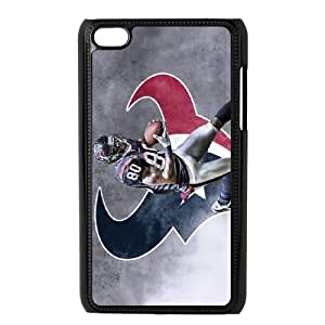 Houston Texans iPod Touch 4 Case Black persent zhm004_8582355