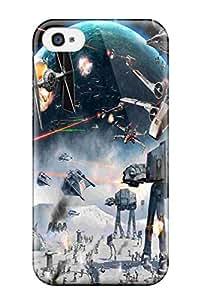 star wars snow darth vader hoth at/at Star Wars Pop Culture Cute iPhone 4/4s cases 6346337K778909939