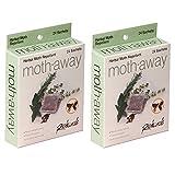 Richards Homewares - Moth Away Sachets - Nontoxic