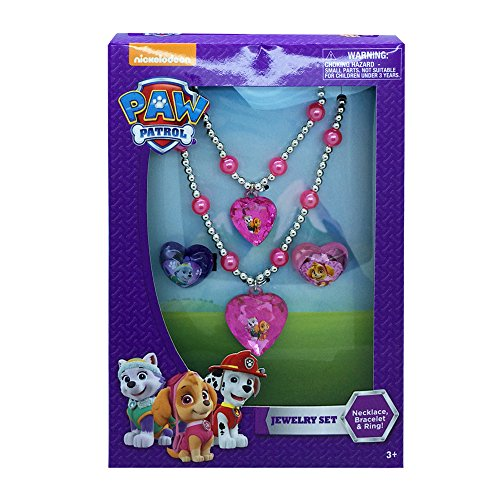 Nickelodean Paw Patrol Jewelry (Paw Patrol Accessories)