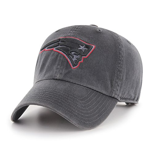 NFL New England Patriots Male OTS Challenger Adjustable Hat 25a38102a15