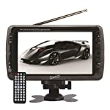 SuperSonic Portable Widescreen LCD Display with Digital TV - Best Reviews Guide
