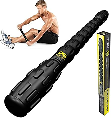 Muscle Roller Stick Pro, The Best Self Massage Tool, Relieve