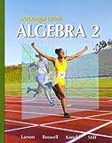 McDougal Littell Algebra 2 (Holt McDougal Larson Algebra 2)