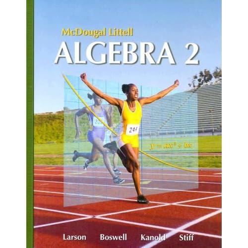 Algebra 2 textbook amazon mcdougal littell algebra 2 holt mcdougal larson algebra 2 fandeluxe Image collections