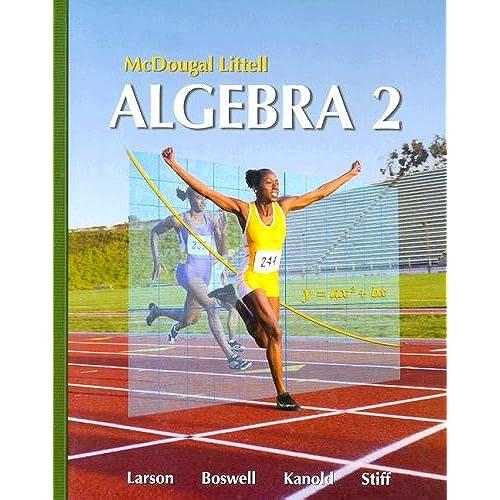 Algebra 2 Textbook Pdf