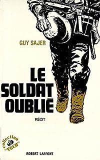 Le Soldat oublié, Sajer, Guy