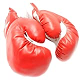 4 Oz Red Boxing Mma Kids Youth Practice Training Gloves