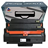 Triple Best Set of 2 MLT-D103L Compatible High-Yield Black Laser Toner Cartridge for Samsung ML-2950ND ML-2955DW ML-2955ND SCX-4729FD SCX-4729FW (2,500 Page Yield)