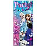 Unique Disney Frozen Door Poster, 60-Inch X 27-Inch