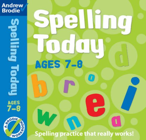 Spelling Today for Ages 7-8 PDF