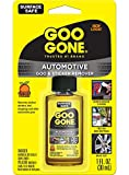 Goo Gone Automotive - Cleans Auto Interiors, Auto Bodies and Rims, Removes Bugs & Stickers - 1 Fl. Oz.