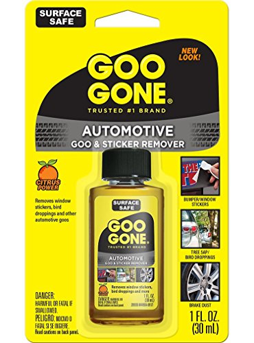 Goo Gone Automotive - Cleans Auto Interiors, Auto Bodies and