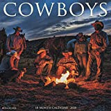 Cowboys 2020 Wall Calendar