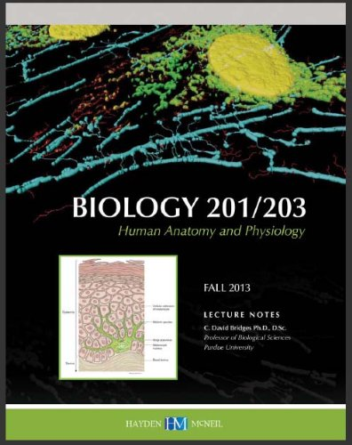 BIOL 201 203 Human Anatomy And Physiology Lecture Notes