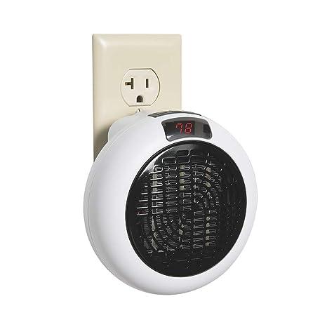 Amazon com: TeleShop Mini Outlet Space Heater - 600W Insta