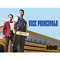 Vice Principals: The Complete Series arrives on DVD April 10th from HBO