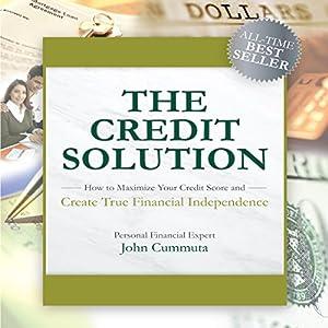 The Credit Solution Speech