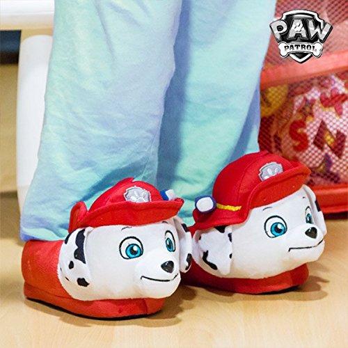Pantofole marshall (paw patrol - la squadra dei cuccioli) (1000040335)