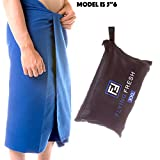 Microfibre Towel Extra Large XL & XXL Quick Dry Compact Travel Towel For The Beach, Shower And Bath...