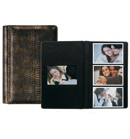 Raika HP 127 PINK 4 x 6 in. Three High Photo Album - Pink by Raika