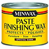 Minwax 786004444 Paste Finishing Wax, 1-Pound, Special Dark