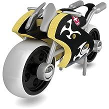 Hape e-Superbike Bamboo Kid's Toy Motorcycle
