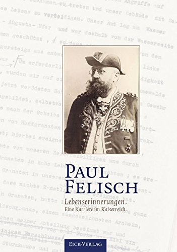 Lebenserinnerungen.: Eine Karriere im Kaiserreich.