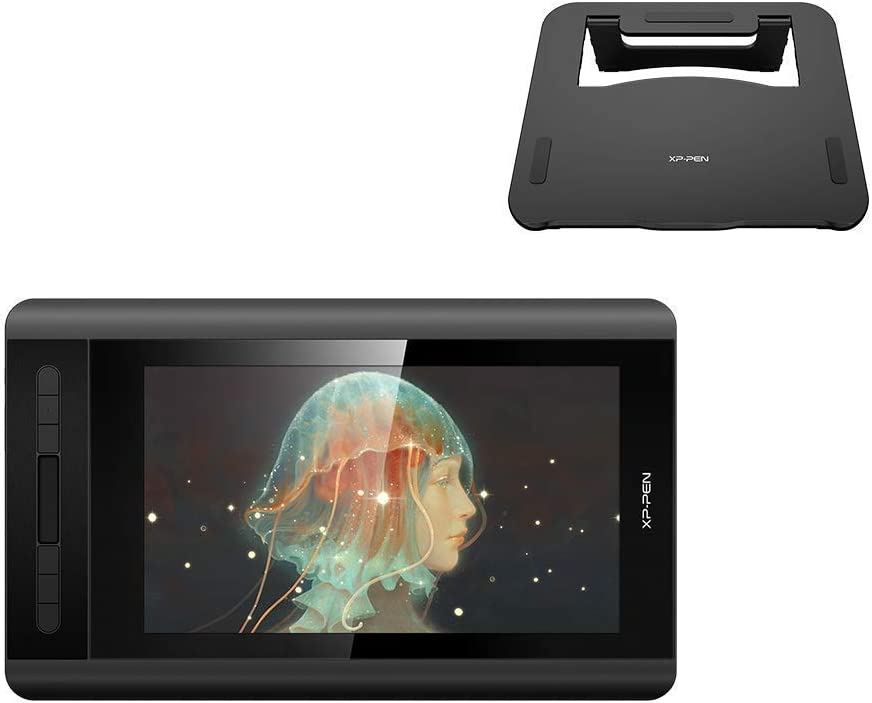 XP-PEN Artist12 11.6 Inch FHD Drawing Monitor with AC42 Stand