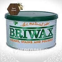 Briwax Dark Brown by Briwax