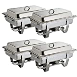 Olympia S299 Milan Chafing Dish Special Offer, GN 1/1, 9 L